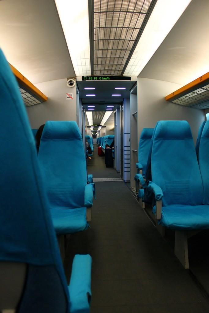 Maglev Train.