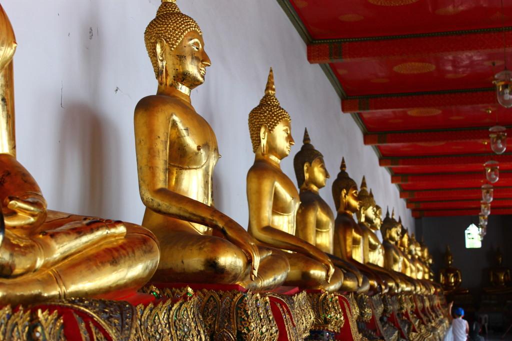 Wat Po tiled beauties.