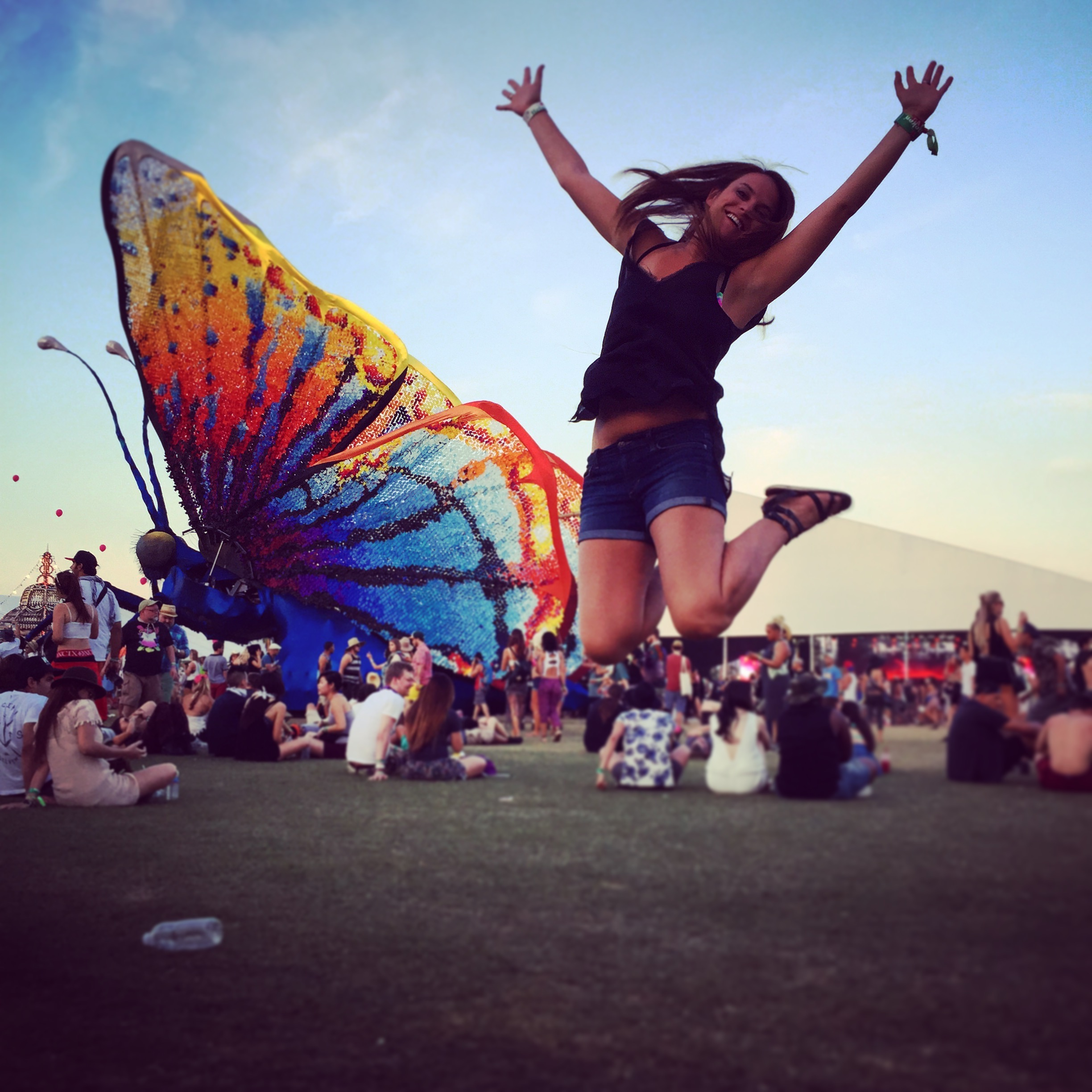 Coachella may be my happy place, but it doesn't make my bank account very happy.