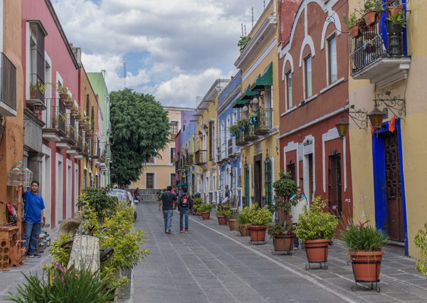 Puebla really is a gorgeous town.