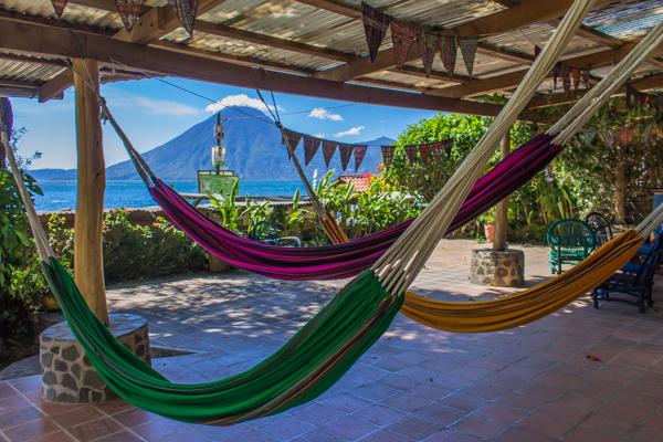 La Iguana Perdida, my favorite hostel in Central America, hands down.