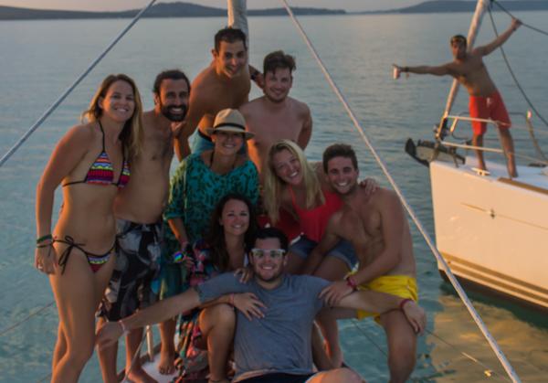 My amazing crew!