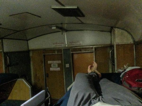 Overnight train anyone?