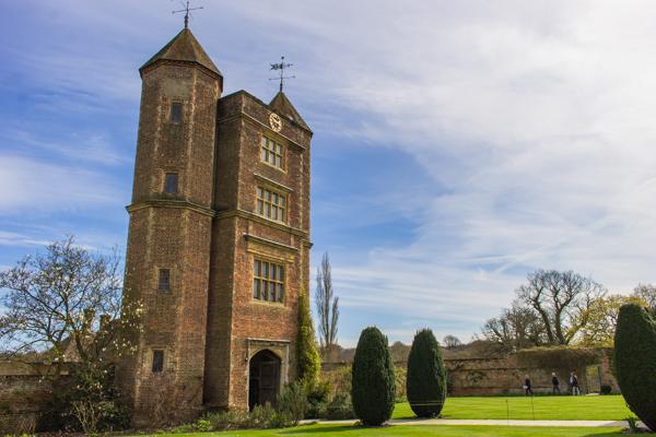 Sissinghurst Castle in Kent.