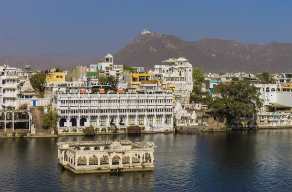 Udaipur - the Venice of the East - was beyond beautiful. After Pushkar, I was ready for it's chiller vibe.